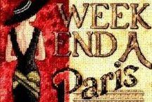 Párizs és a francia nő...