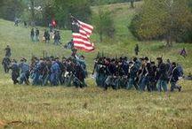 Civil War Battlefields / Howard Coffin trips