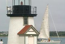 Cape Cod and the Islands / Places to go and see on Cape Cod, Martha's Vineyard and Nantucket