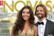VIP Noivas 2014 / Creations Violet Floral Design. Bouquet, Tiara, Wedding Invitation, Gifts.