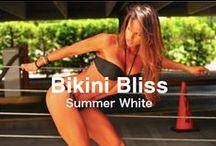 Bikini Bliss Recipes / Who says you can't have it all? These tasty recipes will tantalize your taste buds and are bikini-friendly!