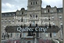 Canada   Quebec   Quebec City / If you're planning a trip to Quebec City you might like this collection of links to both official websites of local attractions, as well as blog posts with reviews of hotels, restaurants, and other places worth visiting.