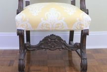 Chairs, benches & ottomans