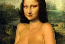 Mona Lisa Remakes