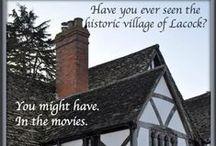 UK   Wiltshire   Lacock