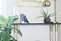 SHOE YOUR SIDEBOARD! / Prettypegs- Designed legs for your furniture.