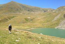Activités Nature - Randonnées Mercantour / Activités montagne dans les Alpes du Sud. Canyoning, Aquarando, Randonnées, Via Ferrata, Courses alpines, Escalade.