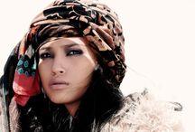 T U R B A N S / Gorgeous turbans and head wraps