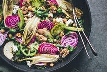 S A L A D S / Delicious healthy salad recipes, gluten free