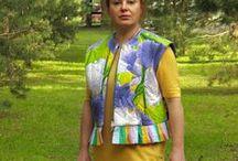 """""""КЛЮЧ"""" - Необычная одежда. Магазин пэчворка. Креативный текстиль в интерьере. / На этой доске представлены мои работы."""