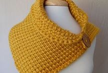 Crochet Scarves, Cowls, and Shawls