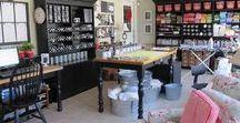 Craftroom / Tvořivá pracovna