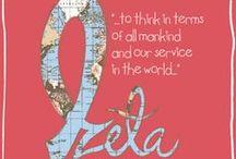 Zeta Tau Alpha / by Drury Greek Life