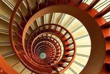 Stairways / Impressive, beautiful, mysterious, inviting stairways from around the world. / by A Massaro