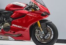 Ducati Panigale 1199 / some 899 as well :)