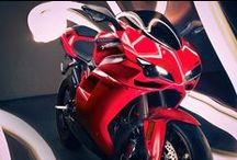 Motorcycles / Cruisers, Super Sports and Custom Motorcycles.