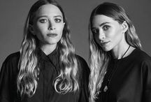 Celebrity Style: Olsens / Mary-Kate, Ashley, and Elizabeth Olsen / by Dora Carson