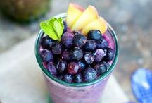 GFree Smoothies  / Blend them up and drink them down! We love smoothies! #Smoothies #Healthy#Recipes #Glutefree