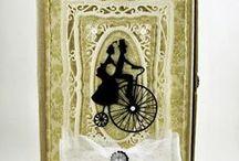 Mariage/Wedding / Boitatou sur la thématique du mariage. Wedding theme.