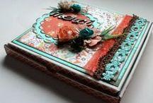 Boite cadeau/Gift box / Une Boitatou décorée tout simplement. A simple box