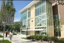 Cleveland State University / by Cleveland-Marshall Law Library