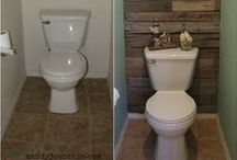 My Bathroom Makeover / by kRyStLe  ThE aUtOmAtIc  PiStOl