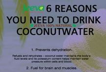 Coconut Water - Nutrition Facts/Benefits
