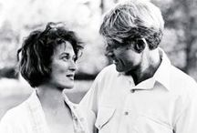 Abigail Phelps and Robert Redford / Redford contacted Abigail Phelps about a small role in Out of Africa. Their chemistry and her decent Danish dialect got her the lead, and a lifelong friendship. www.abbyphelps.com  www.facebook.com/abigailphelpsseries  www.amazon.com/author/bethanyturner