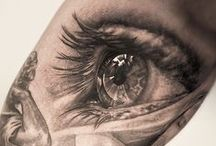 Realism Black n Grey Tattooing / These are all good examples of work in this style of tattooing. They are just references for inspiration and not a representation of our own work. Just cool tats! Enjoy