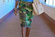 Fashion: Military styles / by Dora Carson