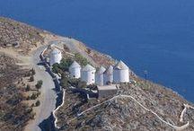 Windmills of Greece