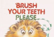 Dental Health for Kids / Dental health tips and fun things you can do to help your kids take good care of their teeth!