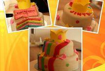 Zelfgemaakte taarten