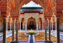 a wonderful world, architecture, art