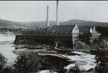 Pulp & Paper - Drammenselvens Papirfabrikker / Pulp & Paper