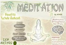Meditation & Yoga / Yoga & foods, etc.