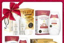 HEDİYE / Thalia markası doğal güzelliği öne çıkaran kozmetik ürünlerini inceleyebilir, www.thalia.com.tr üzerinden sipariş verebilirsiniz.  Bize Ulaşın : +90 (212) 438 0 663