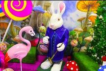 Alice In Wonderland / Alice In Wonderland - Sydney Props Theme