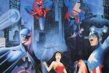 Superhero / Superhero Theme - Sydney Prop Specialists