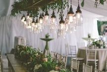 Events full of flowers / Floral styling and inspiration for special occasions.