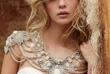Alternative Wedding Jewellery / Why not…..it's your big day after all!