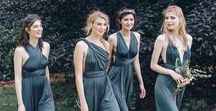 Bridesmaids Style / Cool style inspiration for your best maids!