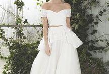 Detachable Bridal Skirts