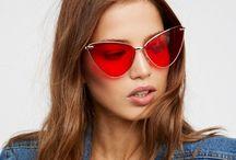 Cat eye sunglasses / gafas de sol ojo de gato / Sunglasses/ gafas de sol