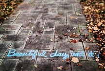 Favorite chalkings on the quad