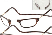 Clic Frames / These American designed frames are hugely popular for their convenience and because they feature in CSI.