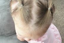 Peinados para mi beba / niños