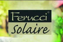 Ferruci Solaire / Sophisticated, high quality sunglasses. Outstanding attention to detail matched with a fantastic combination of contemporary elegance and style. Each frame can be fitted with a wide variety of prescription lenses. Lenses conform to European standards BS EN 1836 2005 and are CR39 UV400 which remove harmful UV rays.