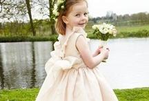 Wedding. Cloths for children