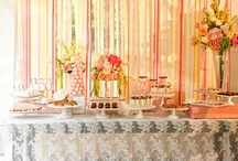 *** Special Tables for Your Wedding Party ***